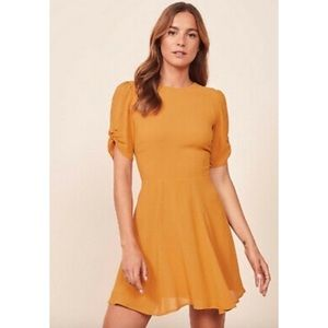 NWT Reformation Gracie dress